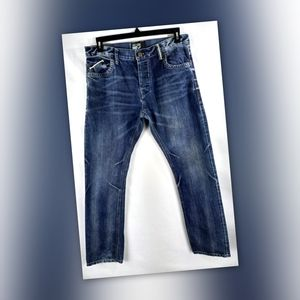 34/32 William Rast Buttonfly Jeans
